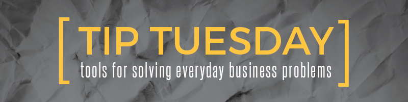 Tip Tuesday: Using Blogging for Your Organization