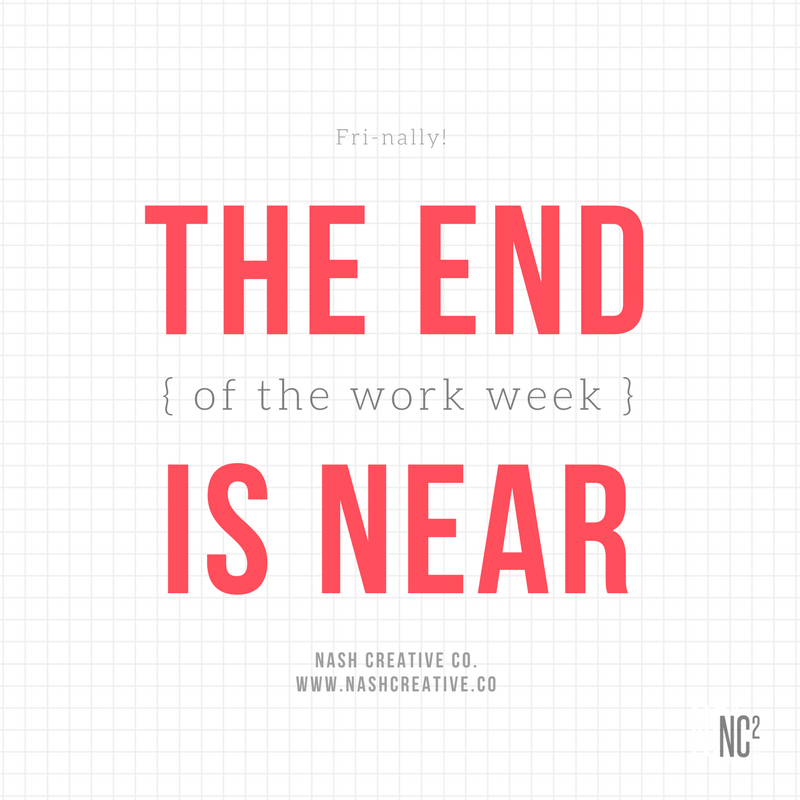 { of the work week}