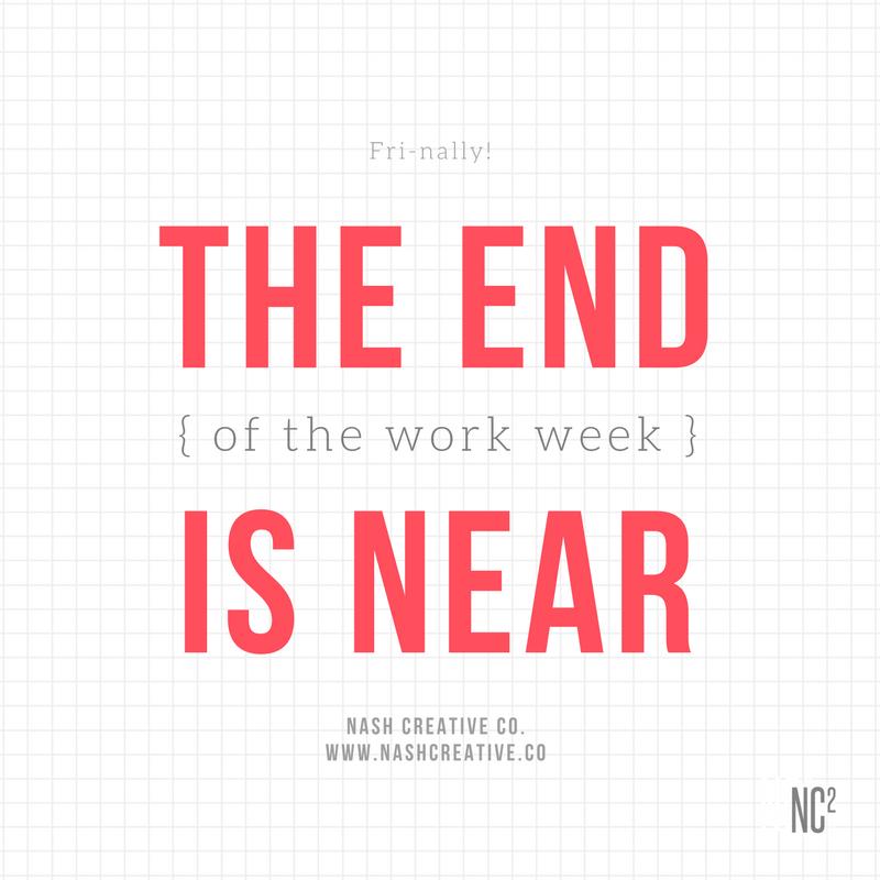 { of the work week}