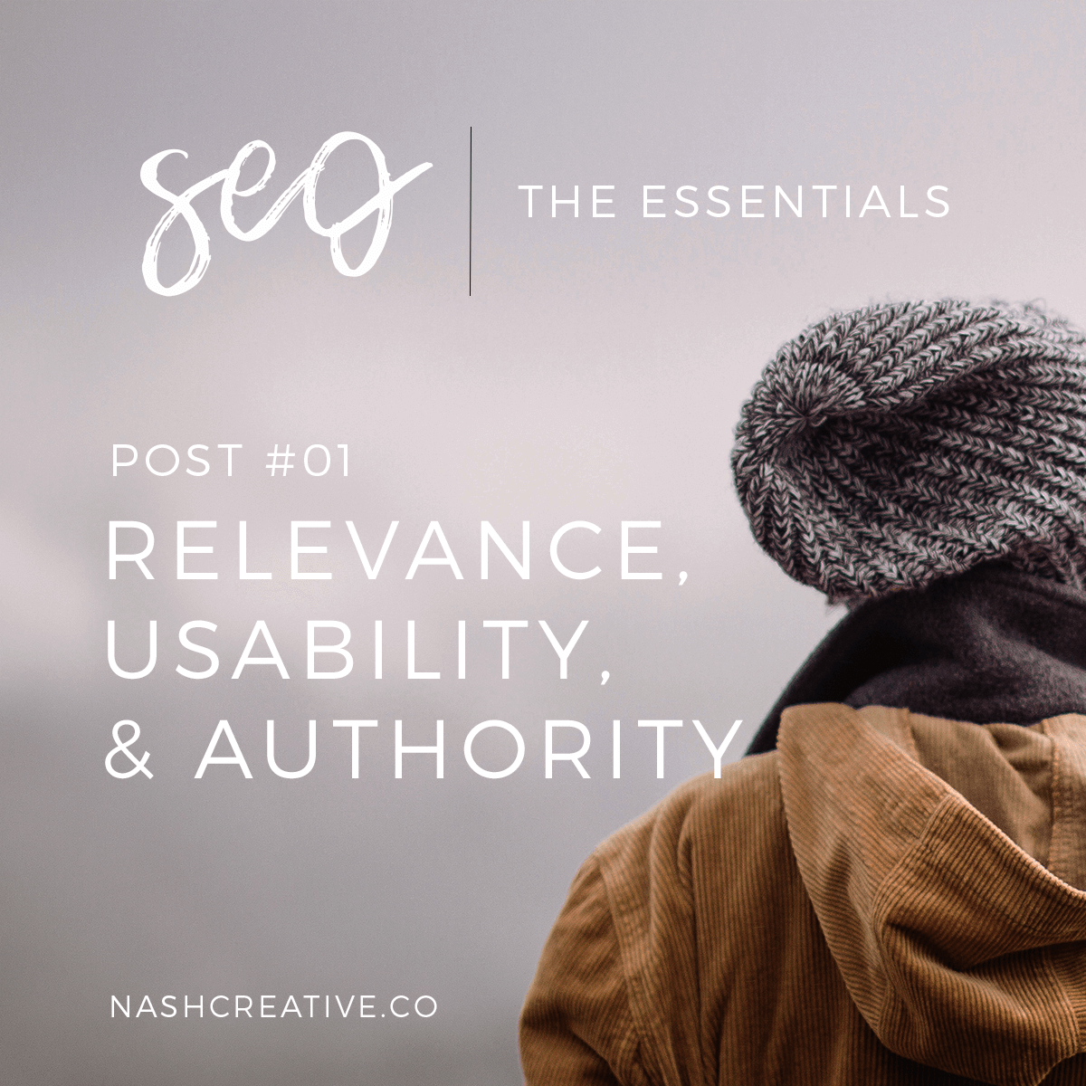 SEO - Relevance, Usability and Authority